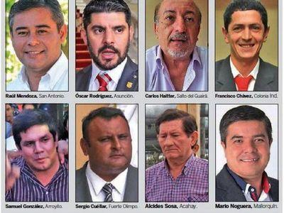 Diez intendentes tienen procesos con la Justicia por supuesta corrupción
