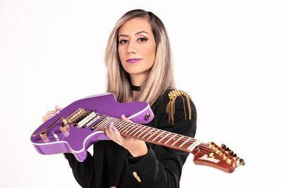 Lari Basilio: el futuro de la guitarra es femenino