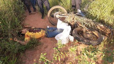 Asesinan a un hombre y hieren a su pareja en zona de Cápitan Bado