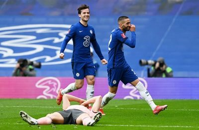 El Chelsea avanza a semifinales de FA CUP