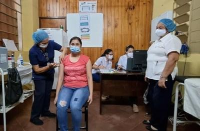 Llegaron a Misiones 1.100 vacunas AstraZeneca