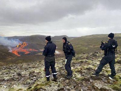 Un volcán despierta en Islandia tras 800 años de sueño