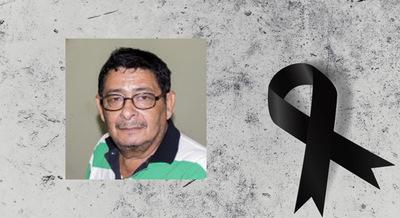 FALLECE POR COVID-19 DIRECTOR DE OBRAS DE LA MUNICIPALIDAD DE CNEL. BOGADO