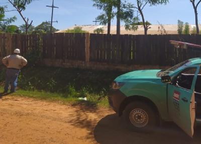 Intervienen aserradero en Coronel Oviedo por conexión clandestina