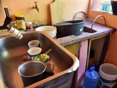 Déficit y mala calidad del agua siguen en pandemia
