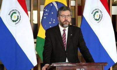 Brasil ansioso por arrancar negociación de Itaipú