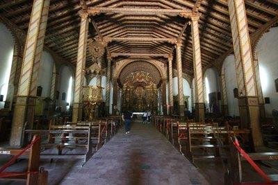 """Crónica / El misterio """"enterrado"""" en los muros del tempo de Yaguarón"""