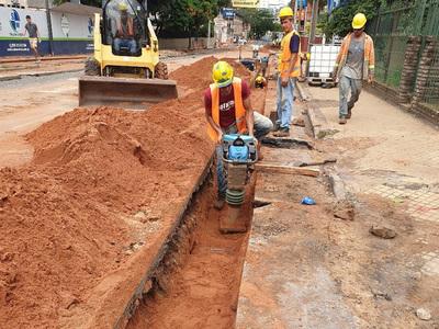 Convocan a empresas para elaborar el estudio de factibilidad de obras de saneamiento en cuatro ciudades del país