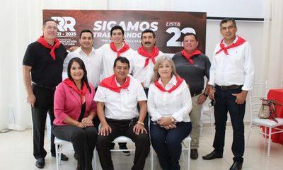 Con respaldo de Estela Monzón y otros equipos, Rubén Rojas lanza su campaña por la reelección – Diario TNPRESS