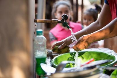 Water Segurity for All, un movimiento por los niños