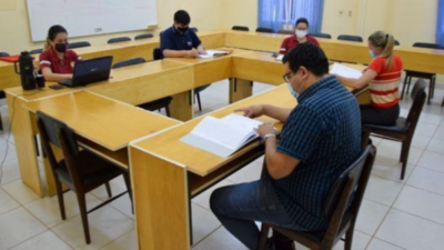 JCI Encarnación becó a jóvenes para posgrados