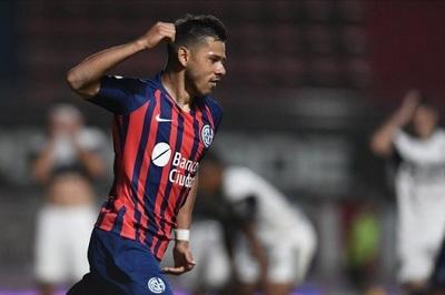 Eligen a Ángel Romero como figura de la semana de la Copa Libertadores
