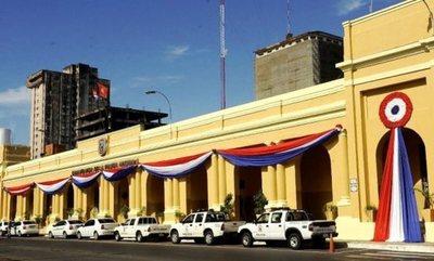 Nombran al Crío. Luis Arias Navarro como nuevo comandante de la Policía