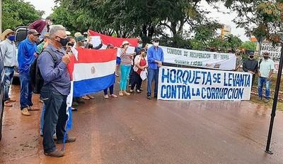 Dirigentes campesinos afirman que la pandemia desnuda el nivel de corrupción e ineficiencia del gobierno