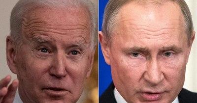 La Nación / Rusia lamenta rechazo de EEUU a un diálogo público entre Biden y Putin