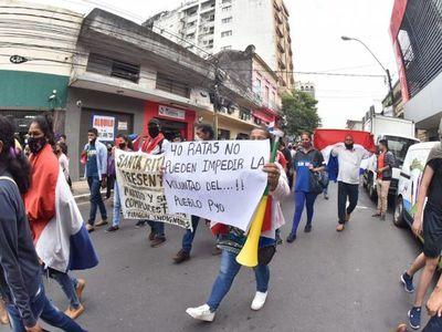 Campesinos e indígenas llaman a una movilización permanente