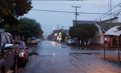 Anuncian semana lluviosa para el sur