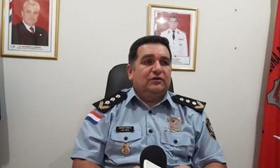 Ex director de Policía de Caaguazú asume como comandante