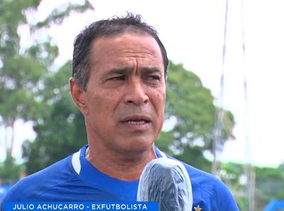 Entrevista a Julio Achucarro