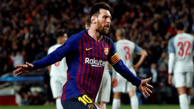 Messi iguala otro récord de Pelé: 467 goles en una misma Liga