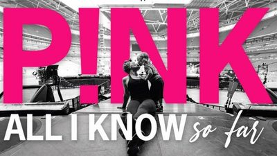 "Pink anuncia su nuevo documental ""All I know so far"""