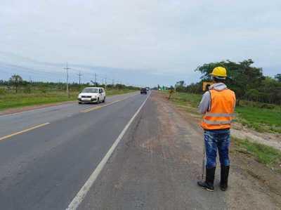 Firman contrato con empresa adjudicada para obras en la ruta Remanso – Puerto Falcón