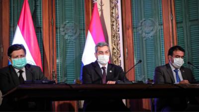 Mario Abdo sigue sin dar la cara