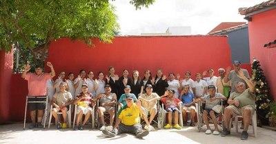La Nación / Hogar de ancianos apela a solidaridad para seguir asistiendo a sus 57 residentes