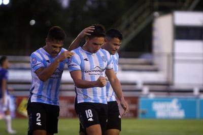 Fernando Romero rescata otro emotivo empate para Guaireña