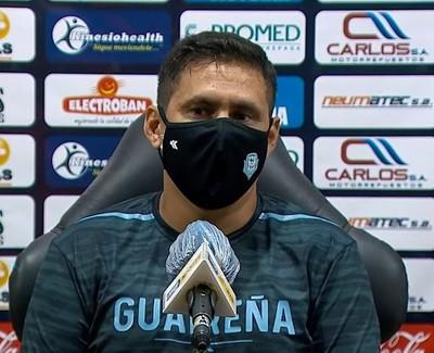 Cabrera considera que Guaireña mereció más