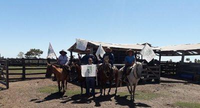 Athena promueve que productores implementen uso de banderas para bienestar animal