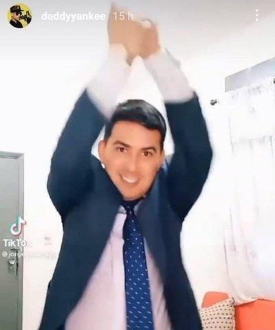 Crónica / Daddy Yankee le vio bailonguear