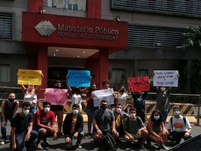 El PLRA asiste a los jóvenes imputados tras manifestaciones