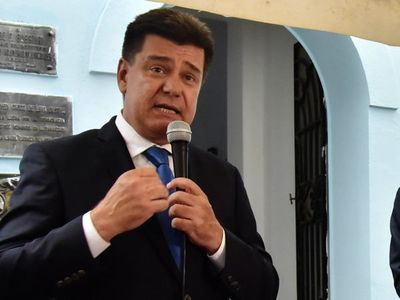 Alegre cree que ANR busca prórroga de las municipales por desesperación