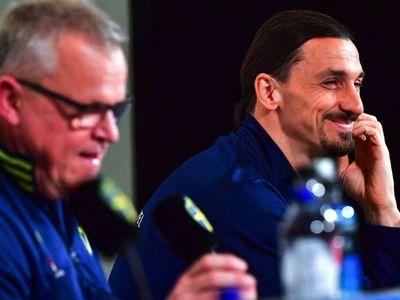Zlatan vuelve emocionado  a la selección de Suecia