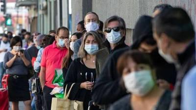 Casi 70% de la población de Chile vuelve a confinamiento