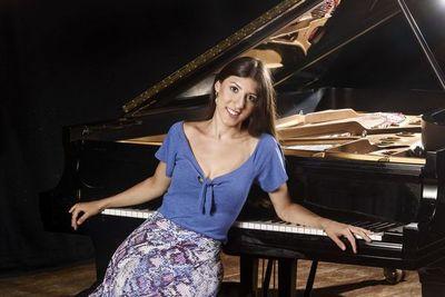 Chiara D'Odorico interpreta obras de su primer disco
