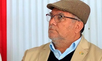 Gobernador Alejo Ríos está mejorando de salud