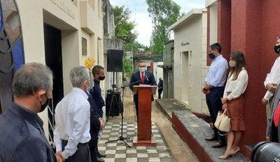 Nelson Argaña: «Mario Abdo Benítez es el Mariscal de los Corruptos»