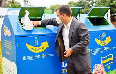 """Luque Recicla"" premiará a comisión vecinal con US$ 1.000 •"