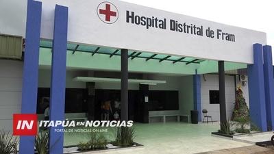 SENASA INSTALARÁ SISTEMA DE AGUA Y SANITARIOS EN CINCO HOSPITALES DE ITAPÚA.