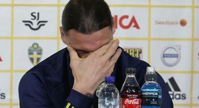 Ibrahimovic vuelve al Milan y se quiebra al hablar de su familia