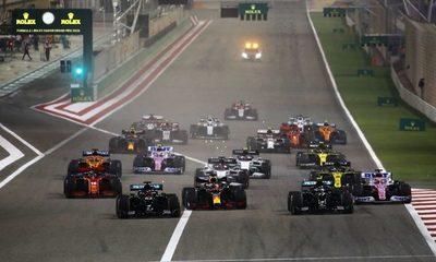 Los principales cambios en la Fórmula 1 para la temporada 2021