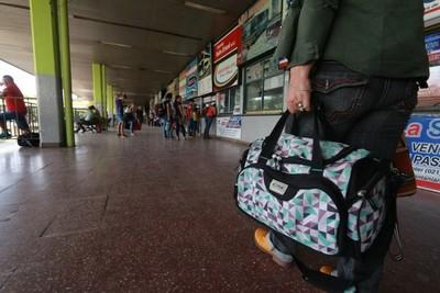 Operativo Semana Santa: sin liberación de horarios ni refuerzos de buses, anuncian
