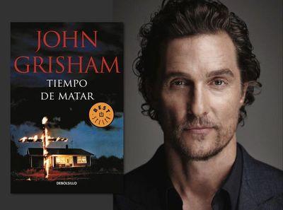 Mathew McConaughey volverá a ser el protagonista de la novela de John Grisham