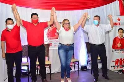 Candidatura de Lezcano se centra en la educación y en la atención a las mujeres