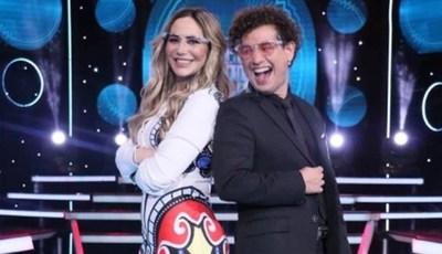 """Clara Franco se llevó el primer cinco del """"Canta Conmigo"""""""