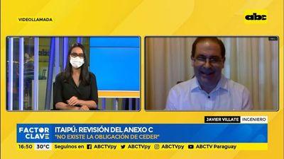 Itaipú: revisión del anexo C