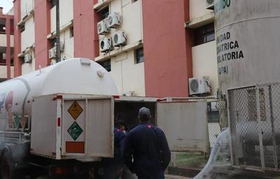 Hospital de Clínicas: problemas en bocas de oxígeno ya fueron solucionados