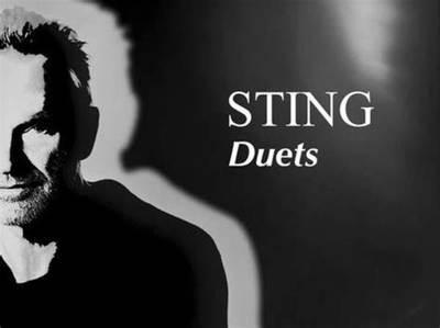 """Sting reúne sus mejores colaboraciones en """"Duets"""""""